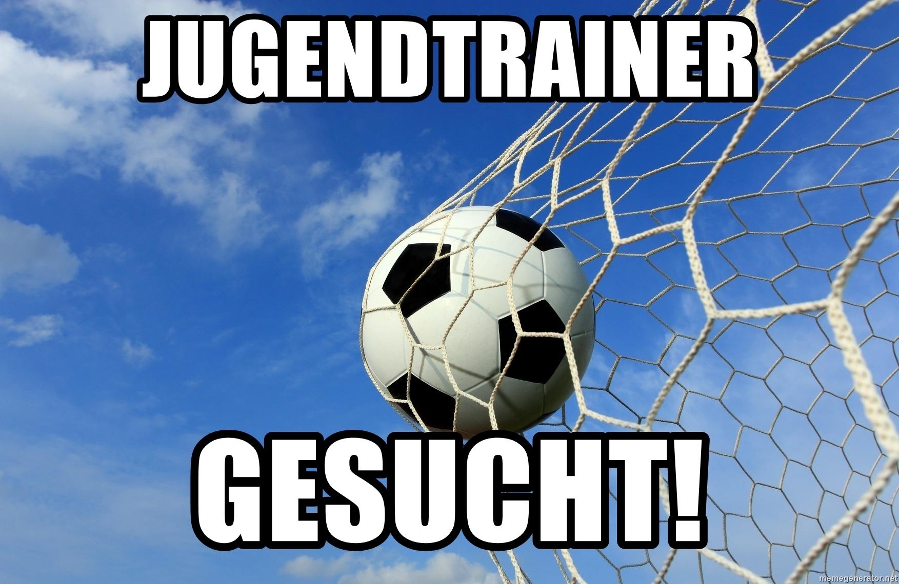 Jugendtrainer Fußball in Witten gesucht